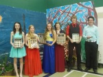 Graduation Major Award Winners 2014