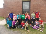 Mr. Cameron's 5/6 Class with Sport PEI